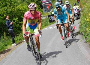 Alberto Contador, en un día para la historia del deporte